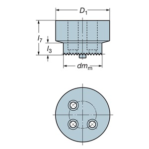 Sandvik Coromant R570-324022B