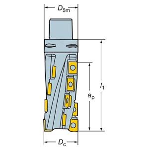 Sandvik Coromant RA215-051C5-102L