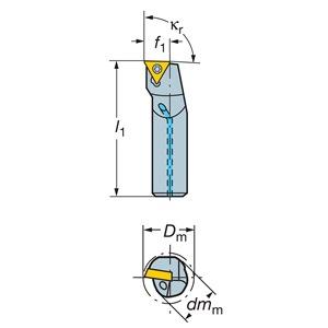 Sandvik Coromant E05K-STFCR 1.2-R