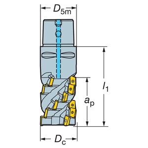 Sandvik Coromant R390-084C8-57M
