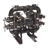 Sandpiper W09-3 DB1II Double Diaphragm Pump, Air Operated, 3 In.