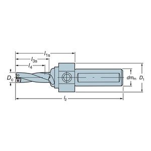 Sandvik Coromant A880-D0500P19-03