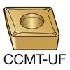 Sandvik Coromant CCMT 2(1.5)1-UF     235 Turning Insert, CCMT 2(1.5)1-UF 235, Pack of 10