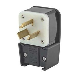 Leviton Plug, High Amp Angle, 10-30P, 125/250V at Sears.com