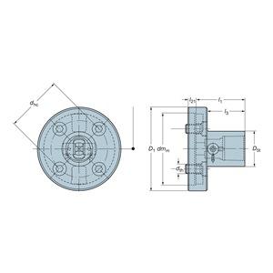 Sandvik Coromant C5-390.34704-40 075