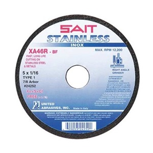 United Abrasives-Sait 24252