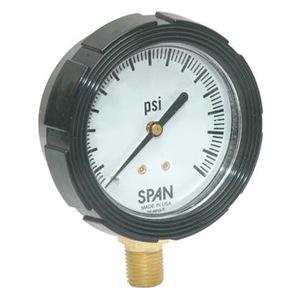 Span LFS-210-30Hg/30PSI-G-CERT