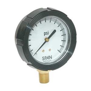 Span LFS-210-30Hg/600PSI-G-KEMX