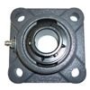 Ntn UCFU-1M Mounted Bearing, 4-Bolt Flange, 1 In