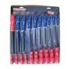 Westward 5YUU4 Black Ball End Hex Key Set,  Chrome Vanadium Steel,  SAE/Metric,  Screwdriver,  Number of Pieces: 20