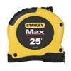 Stanley 33-279 Steel 25 ft. SAE Tape Measure