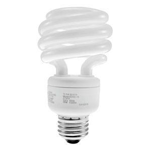 Shat-R-Shield CFL-EL 19W/MINI TWIST/27K