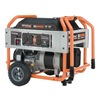 Generac 5846 Portable Generator, Rated Watts 8000, 410cc