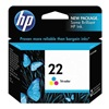 Hewlett Packard HEWC9352AN140 Ink Cart, HP, Desk, Office, Tricolor