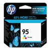 Hewlett Packard HEWC8766WN140 Ink Cart, HP, Desk, Office, Tricolor