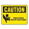 Stranco Inc OSL-818-10PK Label, Instruction, 3-1/2 In. H, PK 10