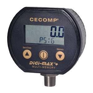 Cecomp F22BBL-NC 0-3000 PSIG