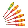 Wera 5347777001 Assorted Insulated Screwdriver Set Multicomponent,  Number of Pieces: 6