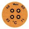 Wahl 443-048C Non-Rev Temp Indicator, Kapton, PK10