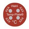 Wahl 444-079C Non-Rev Temp Indicator, Mylar, PK10