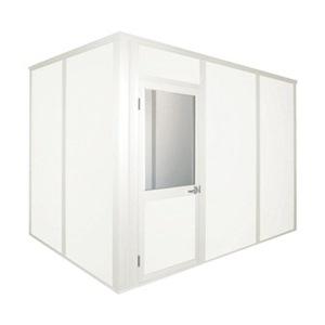 Porta-King VK1STL-WCM 8'x8' 2-Wall