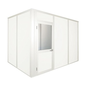 Porta-King VK1STL-WCM 12'x16' 2-Wall