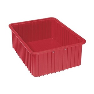 LEWISBins+ DC1035 Red