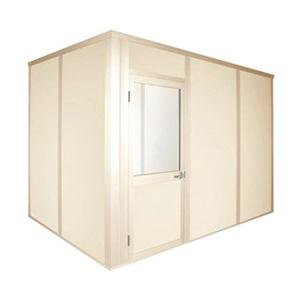 Porta-King VK1STL-BCM 16'x16' 2-Wall