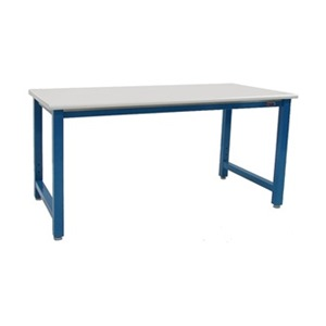 BenchPro Ergo Workbench, Blue, 48Lx30Wx30H In. at Sears.com