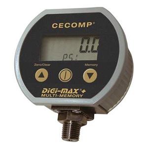 Cecomp DPG2000BBLD4M8-30inHgVacto200PSIG