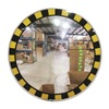 See All Industries PLX18RT Indoor Convex Mirror, 18 Dia, Acrylic