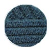 Andersen 22401710066070 Entrance Mat, In/Out, Indigo, 6 x 6 ft.