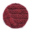 Andersen 22401770066070 Entrance Mat, In/Out, Regal Red, 6 x 6 ft.