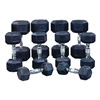 Promaxima HEXR6 Dumbbell 10 Piece Set,  150 Lbs.