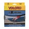 Velcro 91365 Velcro, Gray, 10 Ft x 1 In