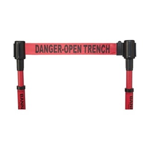 BANNER STAKES R, Poly, Danger Open Trench, Banner at Sears.com
