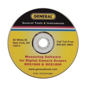 General Tools DCS1618M