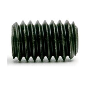"DrillSpot 3/4""-10 x 3/4"" Black Oxide Alloy Steel Flat Point Socket Set Screw, Pack of 800 at Sears.com"