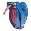 Coxreels TSHF-N-635 Hose Reel, Spring Return, 1In ID x 35Ft