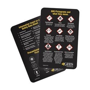 Ghs Safety GHS1015