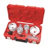 Milwaukee 49-22-4105 Hole Saw Kit, Ice Hard, 1-5/8 In, 19 Pc