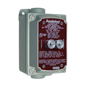 Appleton Electric EFSC150A-GFI