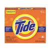 Tide 27782 Pwdr Laundry Dtrgnt, 20 oz, Frsh Scet, PK15