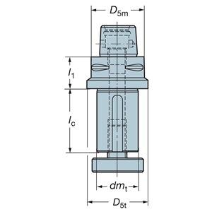 Sandvik Coromant C4-391.10-27 025