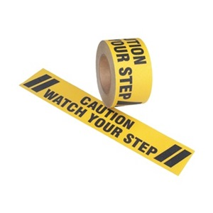Jessup Manufacturing 4100-3x54-Caution-Watch-RL