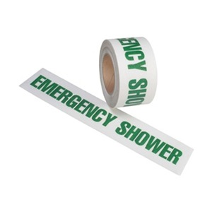 Jessup Manufacturing 4100-3x54-Emergency Shower-RL