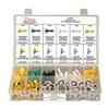 Disco 8116 GM Door Panel Retainer Assortment, 120 Pc