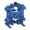 Sandpiper S05B1A2TANS000 Double Diaphragm Pump, Aluminum, 1/2 In.
