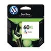 Hewlett Packard HEWCC644WN Ink Cart, HP, Deskjet, Photosmart, Tricolor
