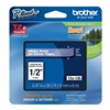 Brother TZe135 Label Tape, White/Clear, 26-1/5 ft. L